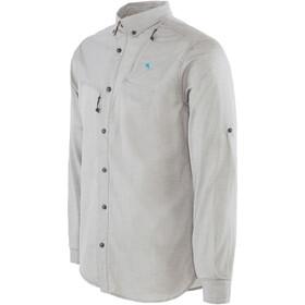 Klättermusen Lofn Shirt Herr grey melange